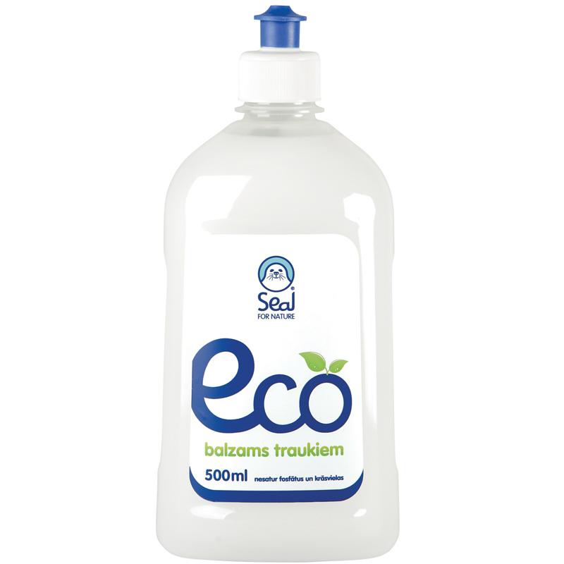 Trauku mazgāšanas balzāms SEAL Eco, 500 ml