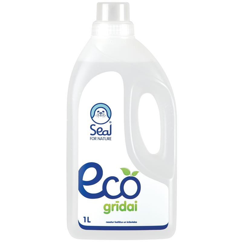 Grīdas tīrīšanas līdzeklis SEAL Eco, 1 L