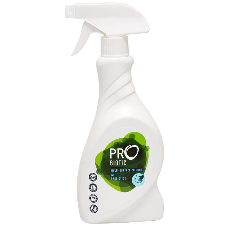 Universāls tīrīšanas līdzeklis PROBIOTIC ar smidzi..