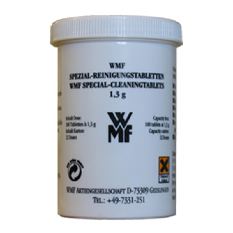 Kaļķakmens tīrīšanas tabletes WMF Presto 100 gab. x 1.3 g