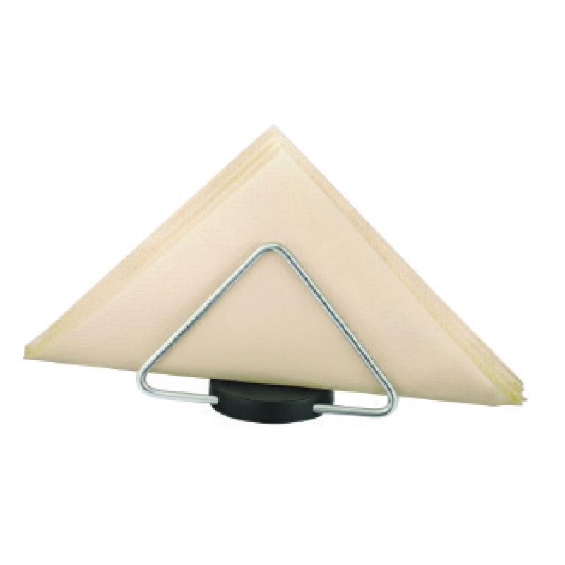 Salvešu turētājs TESCOMA trijstūra formā, metāla