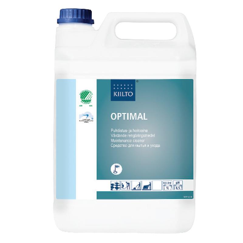 Grīdas mazgāšanas līdzeklis KIILTO Optimal, 5 L
