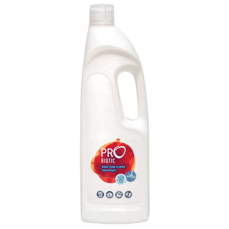---Koka grīdas tīrīšanas līdzeklis PROBIOTIC, 900 ml