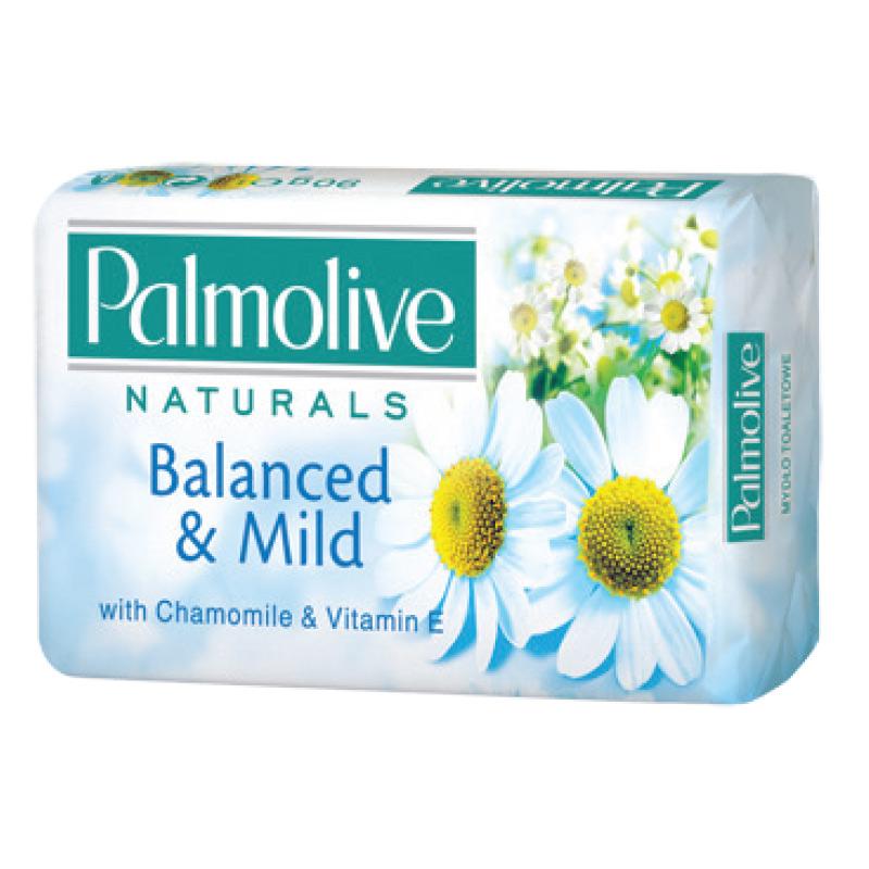 Tualetes  ziepes  PALMOLIVE Chamomile & Vitamins 90g