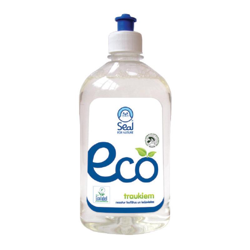 Trauku mazgāšanas līdzeklis SEAL Eco, 500 ml