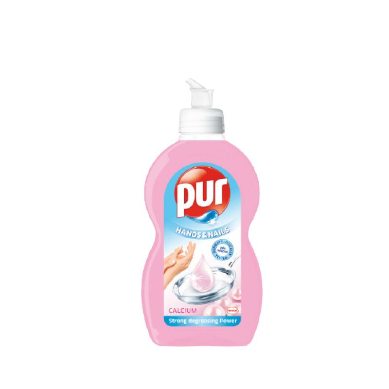Trauku mazgāšanas līdzeklis PUR Calcium, 450 ml