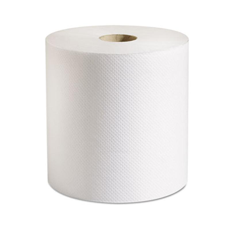 Industriālais papīrs GRUINE, 2.sl., 26 cm x 250 m, baltā krāsā