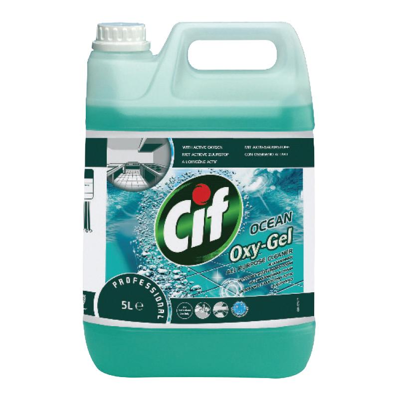 Universāls virsmu tīrīšanas līdzeklis CIF Professi..