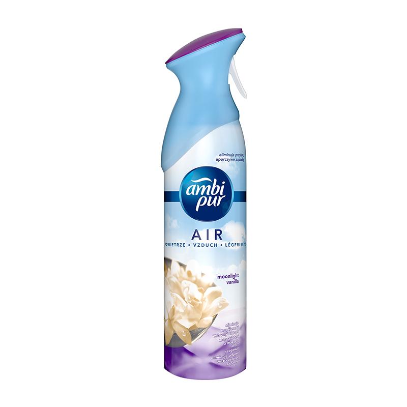 Gaisa atsvaidzinātājs AMBI PUR Freshelle Moonlight Vanilla, 300 ml