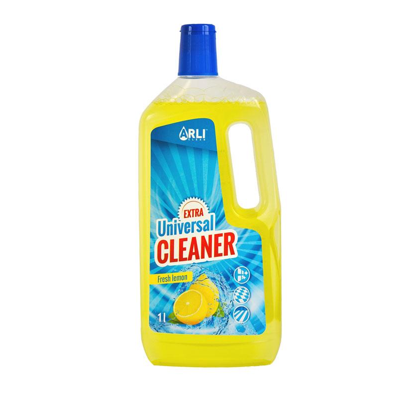 Universāls tīrīšanas līdzeklis ARLI CLEAN, ar citr..
