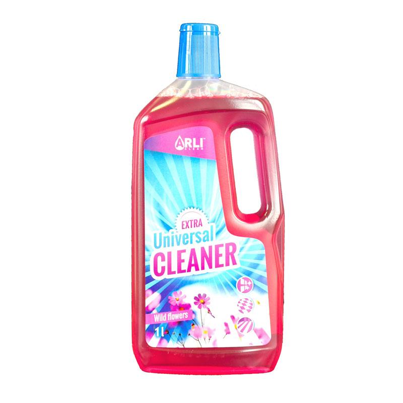Universāls tīrīšanas līdzeklis ARLI CLEAN, ar savv..