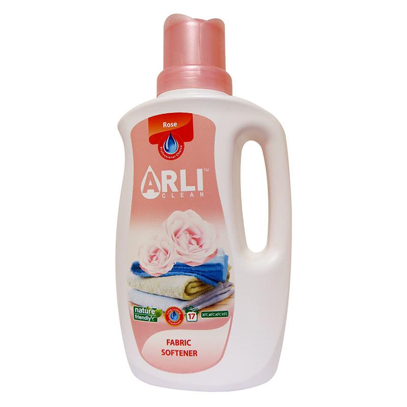 Veļas mīkstinātājs ARLI CLEAN Rose, 1 l
