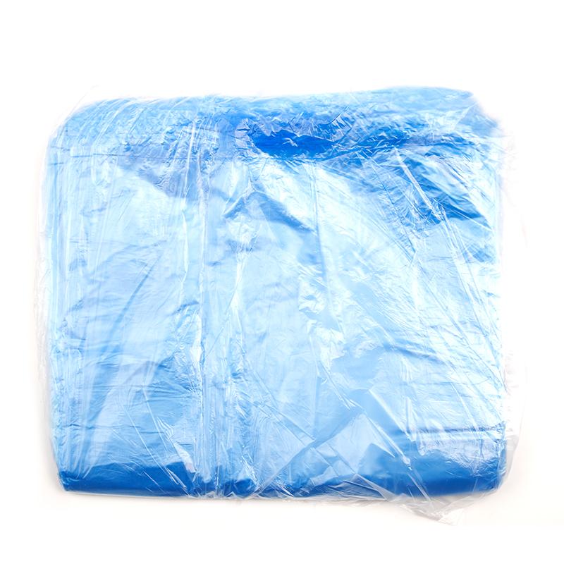 Maisiņš ar rokturi HDPE, 100 gab., 8 mkr, 24 x 6 x 45 cm, asorti krāsās