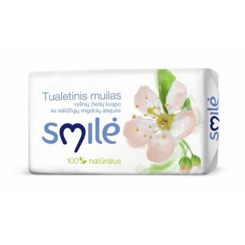 Tualetes ziepes SMILE, ķiršu, 100 g