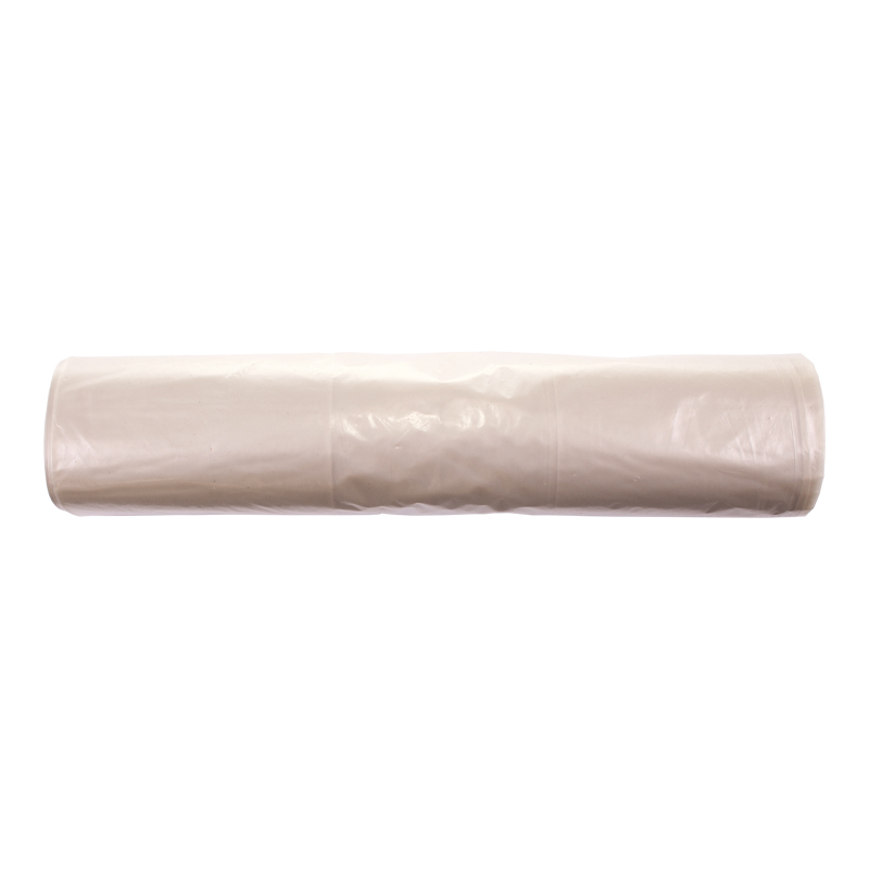 Atkritumu maisi, tilpums 200 L, 10 gab./rullī, LDPE, 50 mkr, 90x120 cm, caurspīdīgi