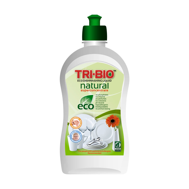Trauku un roku mazgāšanas līdzeklis TRI-BIO, 420 ml