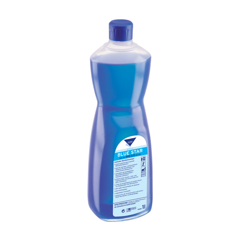 Universāls tīrīšanas līdzeklis KLEEN PURGATIS Blue Star, 1 l