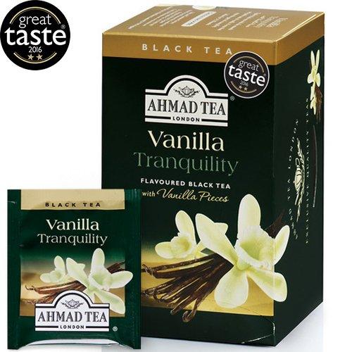Tēja AHMAD Alu Vaniļas miers , 20 x 2 g maisiņi paciņā
