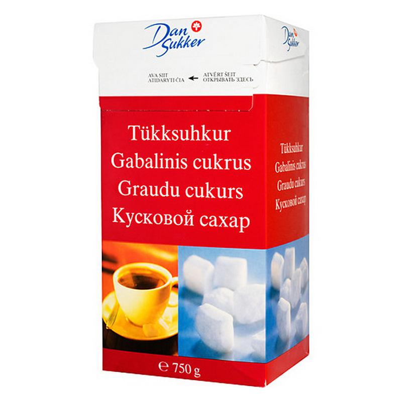 Cukurs graudu DAN SUKKER, 750 g
