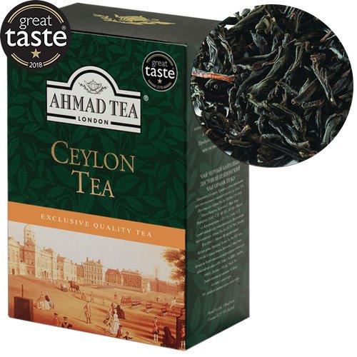 Beramā melnā tēja AHMAD CEYLON, 100 g