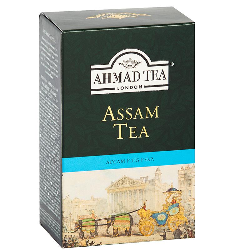 Beramā melnā tēja AHMAD ASSAM, 100 g