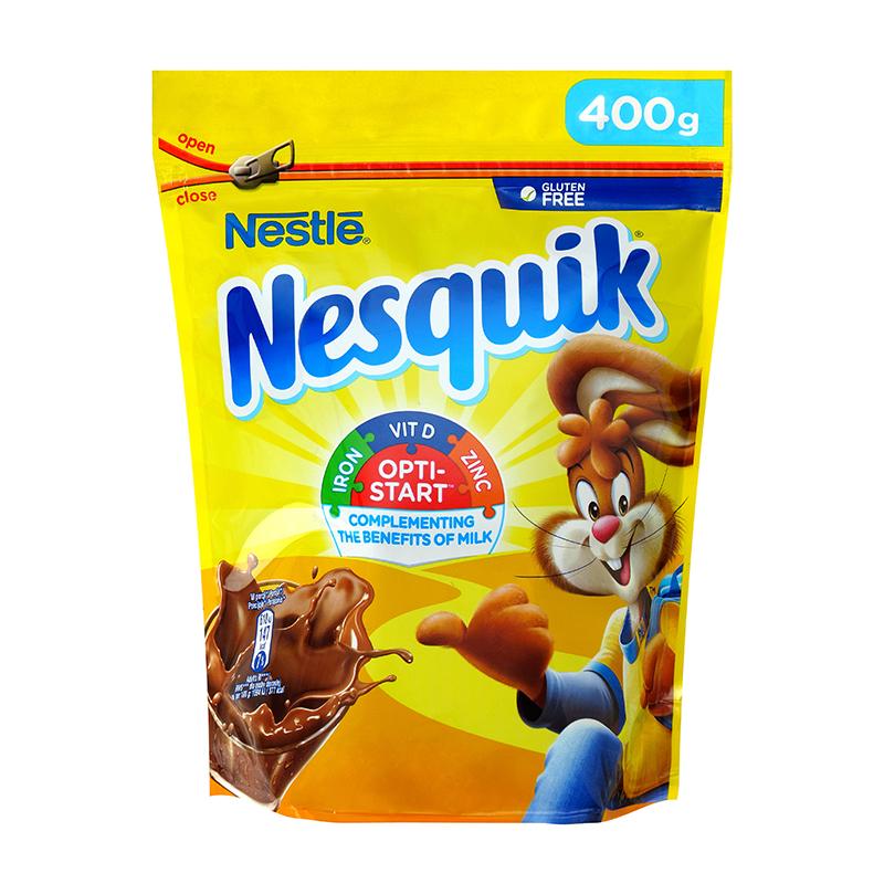 Šokolādes dzēriens NESQUIK, 400 g
