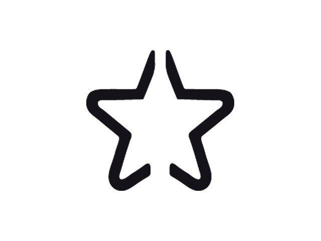 Bērnu perforators HEYDA Star - figūriņu izgriešanai