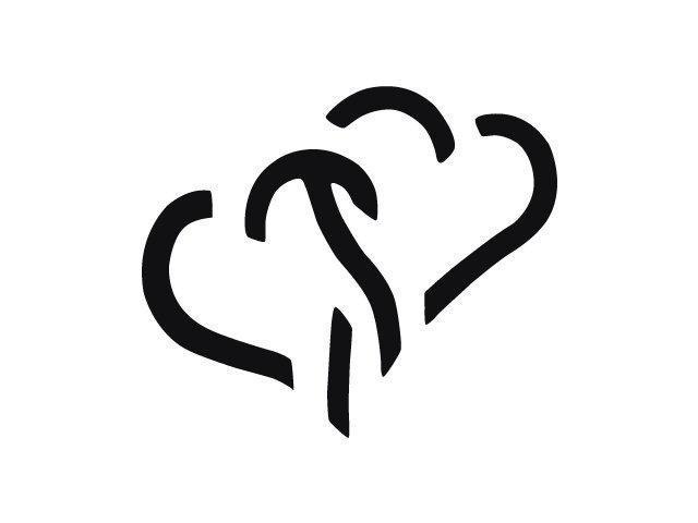 Bērnu perforators HEYDA Hearts - figūriņu izgriešanai