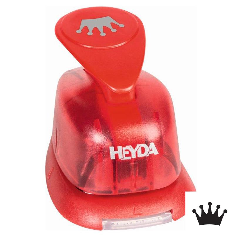 Perforators HEYDA CROWN 1.5 cm